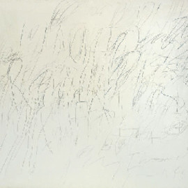Cy Twombly  - Untitled (Rome)