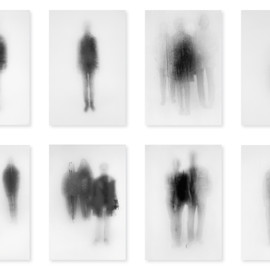 John Batho - présents & absents 1998, photographs
