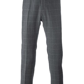 Pt01 - checked trousers