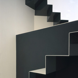 Donald JUDD - staircase / W-Window House