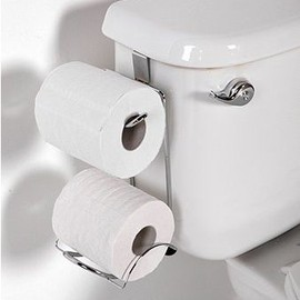 Hanging Toilet Paper Holder