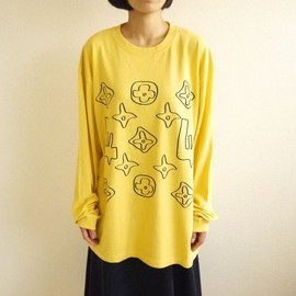 OMIYAGE by POURTON DE MOI - モノグラム L/S Tee