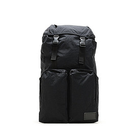 THE NORTH FACE - Straight Twin Chambers Bag-Black
