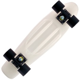 "Penny Skateboard - Penny(ペニー) ORIGINAL 22"" Glow In The Dark/ Black/ Black(Hoverboard)"