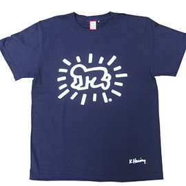 have a good time - haveagoodtime x keith haring tee