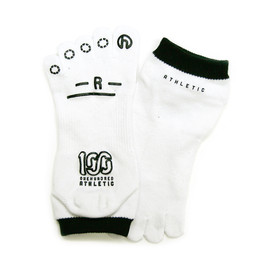 ONEHUNDRED ATHLETIC - 100A TOE SOCKS