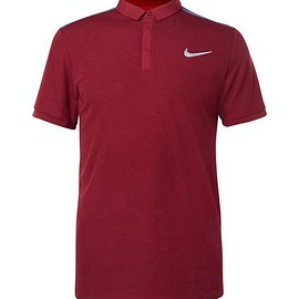 Nike Tennis - Advantage Premier RF Dri-FIT Piqué Polo Shirt