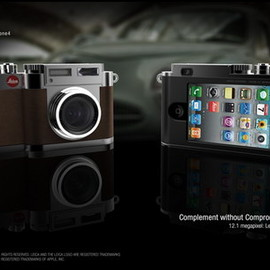 Leica,Apple - LEICA i9 for iPhone4