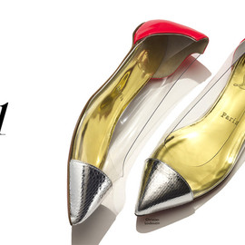 Christian Louboutin - Pointed flats