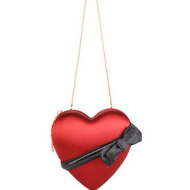 Moschino - Bow heart clutch Spring/Summer 2010