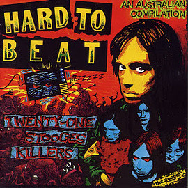 V.A. - HARD TO BEAT   Twenty-one Stooges killers