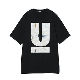 UNDERCOVER - 30th Anniversary TEE UCZ9813 BLACK