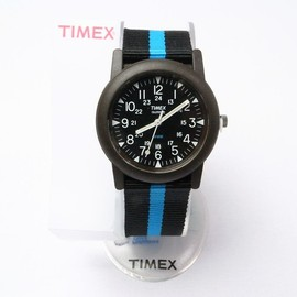 timex - J.CREW×TIMEX stripe Camper watch