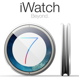 Apple - iWatch With iOS 7 And No Siri