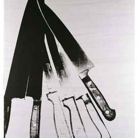 Andy Warhol - Knives, 1981