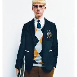 Fred Perry - Preppy Jacket