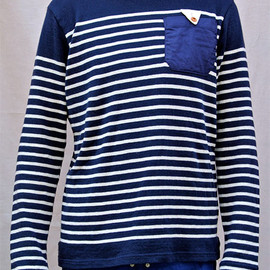 ACTS - BOAT NECK L/S