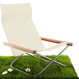 Takeshi Nii - NY Chair F, Natural