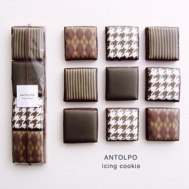 ANTOLPO - icing cookie