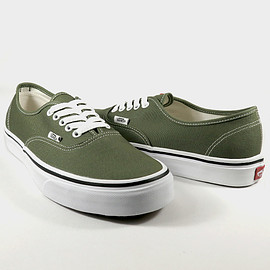 VANS - AUTHENTIC vans ronherman olive