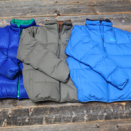 Patagonia Legacy Collection - The original down jacket