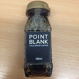 Point Blank, Cold Brew Coffee - Point Blank, Cold Brew Coffee