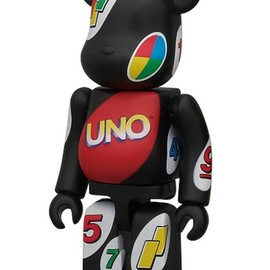 MEDICOM TOY - Be@rbrick Uno - Pattern