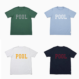 the POOL aoyama - MY OWN POOL TEE