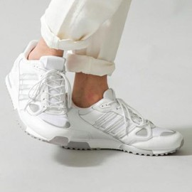 adidas - BEAUTY&YOUTH × ADIDAS ORIGINALS ZX750 BY WHITE/GREY