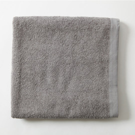 MARGARET HOWELL - COTTON RAMIE TOWEL L GREY
