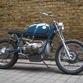 BMW - R80 by Connor