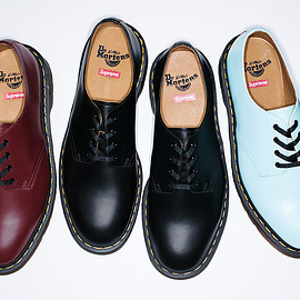 Supreme/Dr. Martens - 4-Eye Shoe