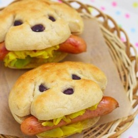 dog hot dogs
