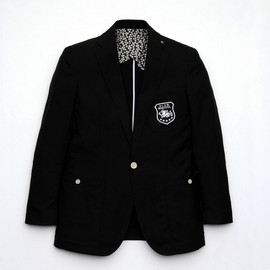 M.W FOR TOMMY - MW BLACK BLAZER 1BT