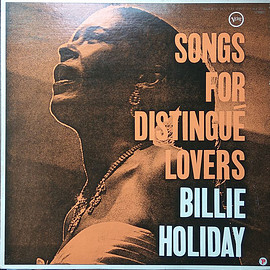 Billie Holiday ‎ - Songs For Distingué Lovers (Vinyl,LP)