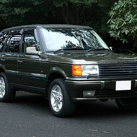 Land Rover - 1996 Range Rover Autobiography