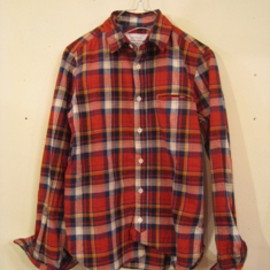 commono reproducts - standard shirt check