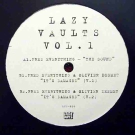 Fred Everything & Olivier Desmet - Lazy Vaults Vol.1