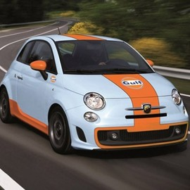 Abarth - 500 Gulf Edition