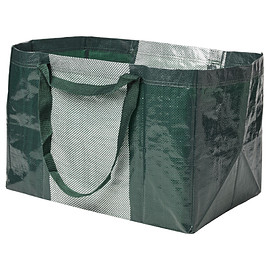 IKEA, HAY - YPPERLIG Shopping bag, large, green