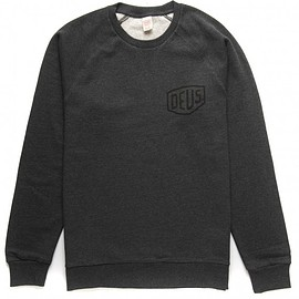 Deus ex Machina - DEUS CANGGU ADDRESS CREW - Charcoal