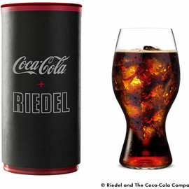RIEDEL - The COCA-COLA + RIEDEL GLASS