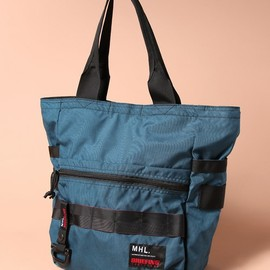 MHL - BRIEFING(トートバッグ)