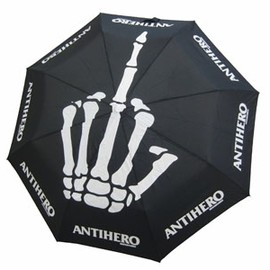 Anti Hero - SKULLFINGER UMBRELLA