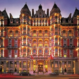 London - mandarin oriental hyde park