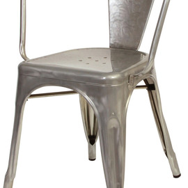 TOLIX - ARM CHAIR VALCANIZED