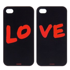 Pauker - love set iphone case