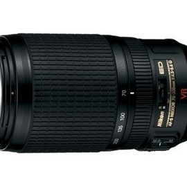 Nikon - AF-S VR Zoom Nikkor ED 70-300mm F4.5-5.6G (IF)