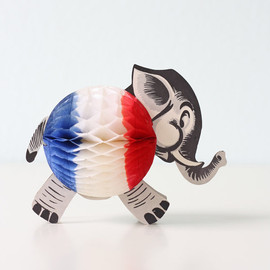 bellalulu - Vintage Elephant Decoration