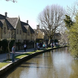 England Cotswolds コッツウォルズ - Bourton-on-the-Water